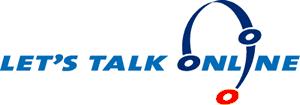 let's talk online sprl Logo